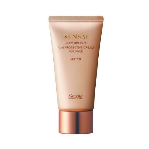 Kanebo Sensai Silky Bronze Sun Protective Cream For Face SPF 10 50ml/1.7oz by K6 Skin Care