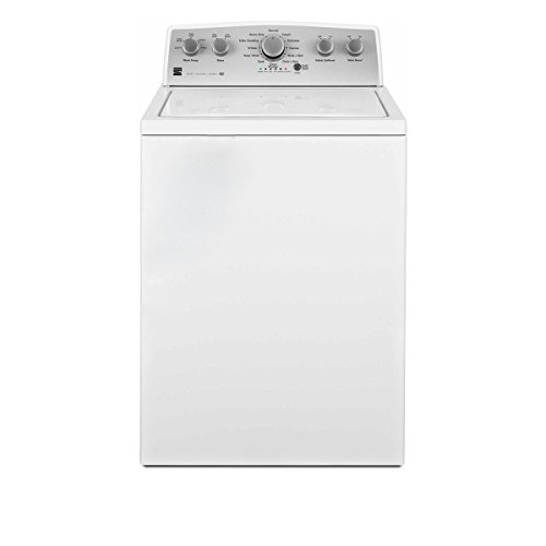 Kenmore 4.3 cu. ft. Top Load Washer w/Triple Action Impeller in White -Works with Alexa, includes delivery and hookup