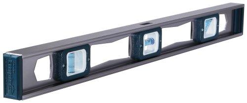 Aluminum Heavy Duty Level - Empire Level EM81.68 48-Inch Heavy Duty Magnetic Aluminum Level w/Case