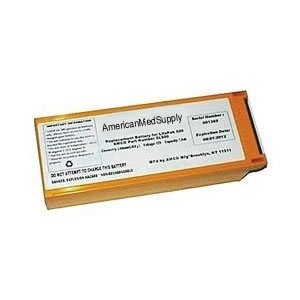 Battery Non Rechargeable Lithium for LP500 - 11141-000158 by Physio-Control