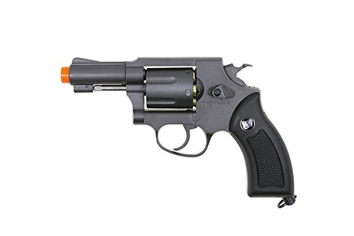 wg model-731 revólver m36 full metal co2 nbb / bk (pistola de airsoft)