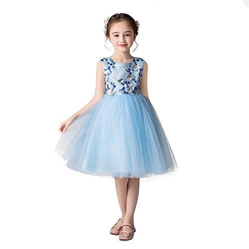 YiWu Vestido De Falda Princesa De Los Niños Vestido Niñas ...