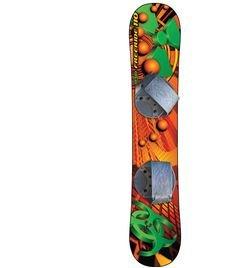 FreeRide 110 Beginner Level 2 Snowboard 1069T from Emsco Group