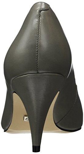 Femme Zs Cromo grey304 London 7446 Buffalo Gris Escarpins Semi 16 O0q76xxwU