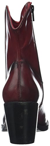 Women's Donna Boots Red 007 Piu Rosso Cowboy Enea pFFvwn1q