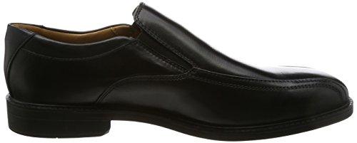 Clarks Détente Homme Chaussures Chilver Go Gore-Tex® en Cuir Noir Taille 41
