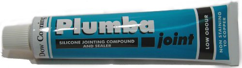 Plumba Joint Silicon Jointing Compound and Sealer 50ml