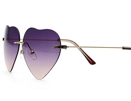 forma Gafas UV400 de sol con TjcmSs de corazón 7ZqIdZw