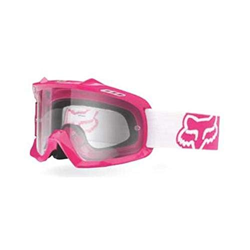 - Fox AIRSPC Youth MX Goggle - Pink / Clear Lens