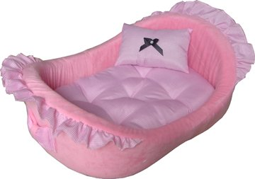 Pampered Pet ~ Pink Dog Bed, My Pet Supplies