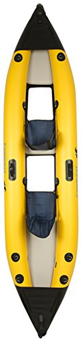 conquest Vista Kayak, Yellow, 14'