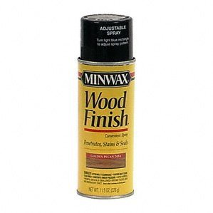 minwax-32450000-wood-finish-penetrates-stains-seals-aerosol-spray-115-ounce-golden-pecan