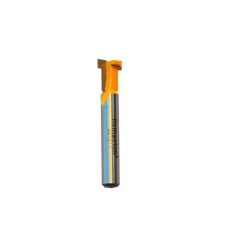 Kempston 501011 Keyhole Bit 1/4-Inch Shank, 3/8-Inch Cutting Diameter, 1/8-Inch Cutting Length