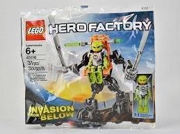 LEGO 40116 Hero Factory Invasion From Below Hero Robot