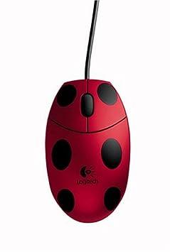 Logitech Ladybug Mouse Drivers for Windows 10