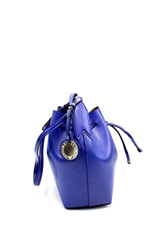 EMPORIO ARMANI Donna Borse Y3E080 YH15A BUCKET BAG FANCY PURP Y3E080 YH15A Bluette/Cuoio