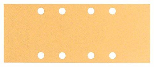 Bosch 2 608 605 230 - Juego de hojas lijadoras, 10 piezas - 93 x 230 mm, 240 (pack de 10) 2608605230