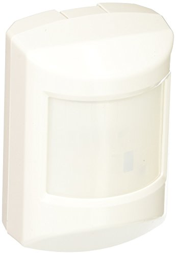 Ecolink Intelligent Technology PIRZWAVE2-ECO-2 Z-Wave Easy Install with Pet Immunity Motion Detector, White