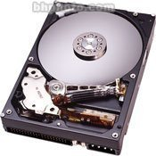 Hitachi H3250B72P Deskstar 250GB PATA Hard Drive