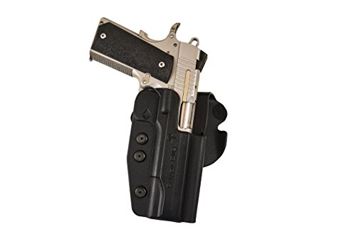 Paddle Holster - FBI Cant - Right - Sig P320/250 Compact
