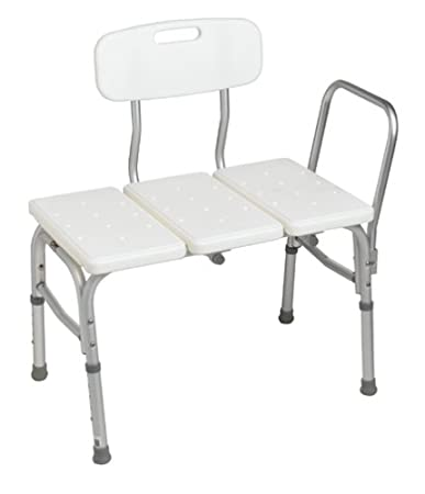 Amazon.com: Carex Bathtub Transfer Bench: Health & Personal Care
