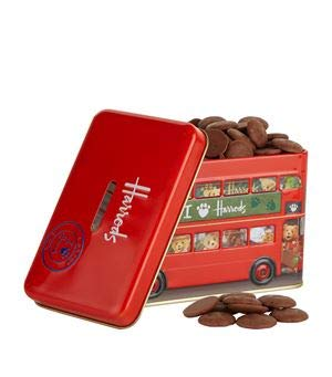 Harrods of London England London Bus Sweet Tin (7.05 oz ...