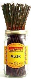 (WILDBERRY Musk - 100 Incense Sticks)