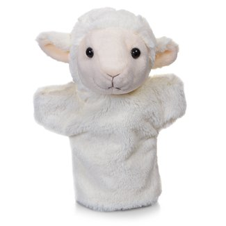 Farm Animal Hand Puppet - Sheep