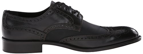 Kenneth Cole New York Mens Bouw Brug-s Oxford Zwart