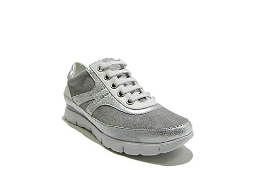 Move Tee Scarpe Stringate The Donna Sneakers Flexx Grigio AqEOxZ5