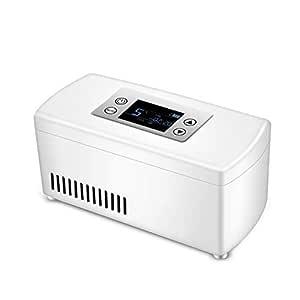 Refrigerador De Insulina Pequeño Coche Recargable Refrigerador ...
