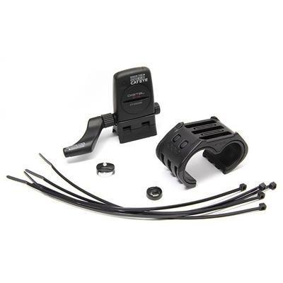 Cateye Q-Series Parts Kit - Speed Sensor And Bar Mount
