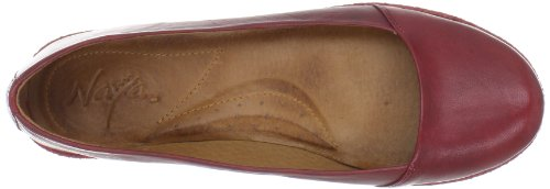 Naya Dames Olympia Loafer Rood
