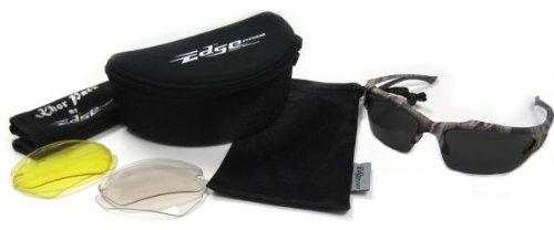 Wolk Peak Edge Eyewear TSDK21CK Khor Safety Glasses Kit w...