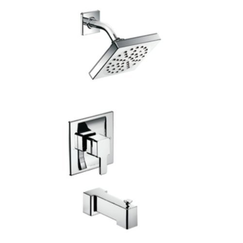 Moen TS3713 90-Degree Moentrol Tub and Shower Trim Kit without Valve, Chrome