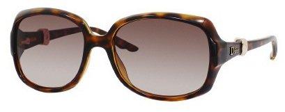 Dior Lunettes de soleil Dior Mistery 2 Pour Femme Tortoise / Brown Gradient 791/HA: Tortoise