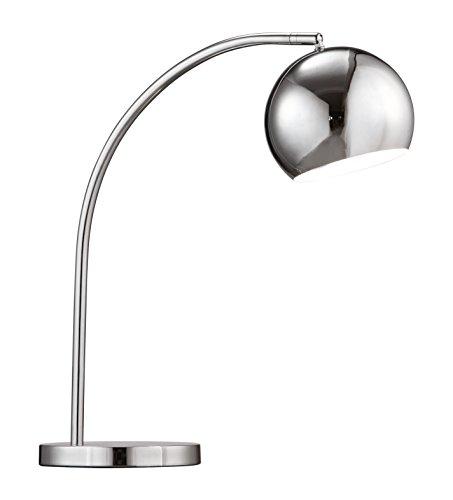Zuo 50003 Solaris Table Lamp, Chrome