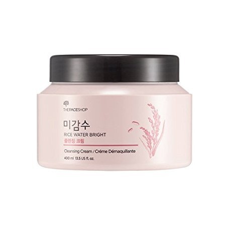 Rice Water Bright Cleansing Cream Big Size 400ml (Cleansing Cream For Face compare prices)