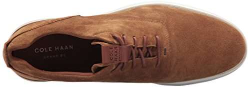 Sneaker Bourbon In Pelle Scamosciata / Avorio
