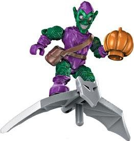 Mega Bloks Marvel 91248 Green Goblin Figure
