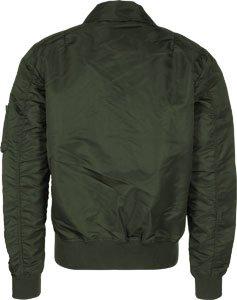 Verde Green Pm Lw Cwu Chaqueta Industries Alpha Dark HYZ4qZ0w