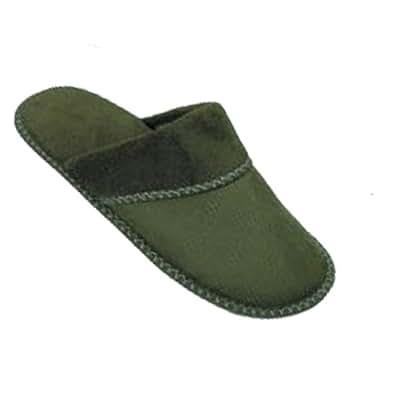 Madness Men's Slides Slippers (61916) (7, Green)