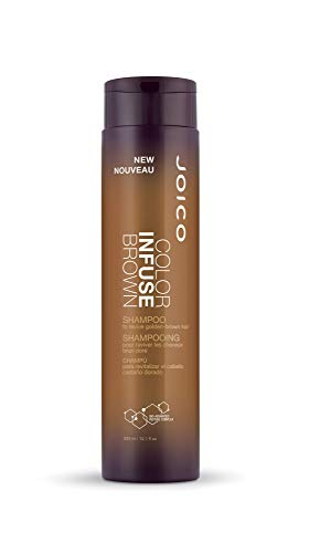Joico Color Infuse Shampoo, Golden Brown, 10.1-Ounce