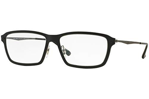 Ray-Ban Eyeglasses RX7038 2077 Matte Black 53 16 135 (53 16 135)