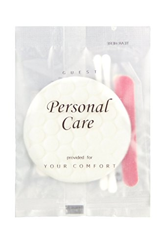(Personal Care Kit Frosted Sachet Wrap (Case of 500))