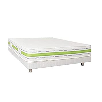 Golden Dream Matelas Bio Latex 2 Personnes 140 X 190 Cm 22 Cm D