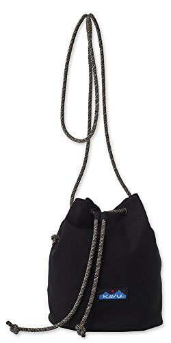 Eden Tote Bags - KAVU Bucket Bag, Black, One Size