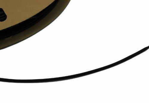 Schrumpfschlauch K600 3,0mm schwarz Rolle mit 150m