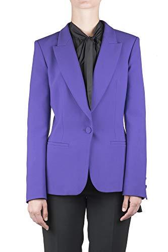 Blazer Viola Poliestere Style Space Concept Donna A18smgir0401 1wEAxWCq8