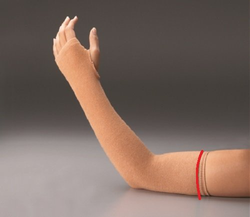 Posey Skinsleeves, Small Arm, Light Tone, Sold By Pair (826000S) Category: Specialty Dressings Woundcare Products by Posey